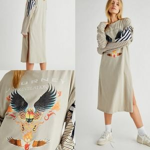 DAYDREAMER X FREE PEOPLE JOURNEY DRESS NWT!!